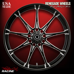 Racine Phantom-Cut Wheels