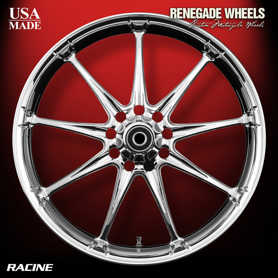Racine Chrome Wheels