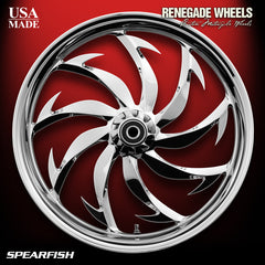 Spearfish Chrome Wheels