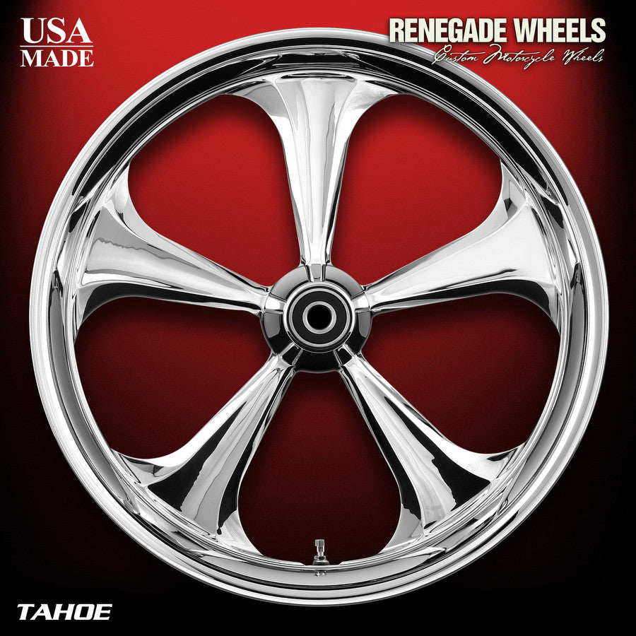 Tahoe Chrome Wheels