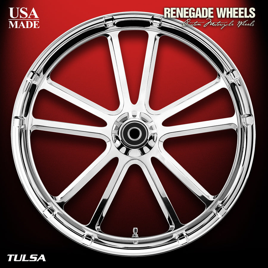 Tulsa Chrome Wheels