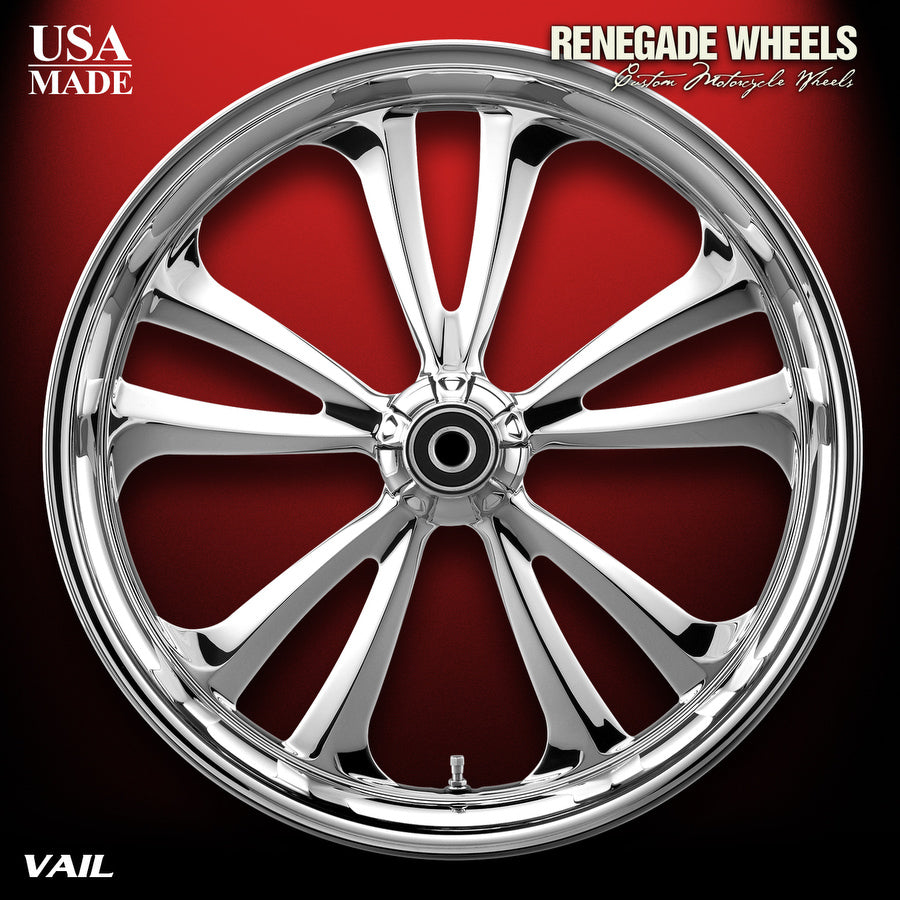 Vail Chrome Wheels
