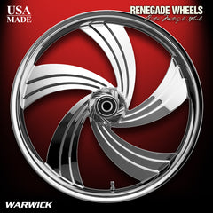 Warwick Chrome Wheels