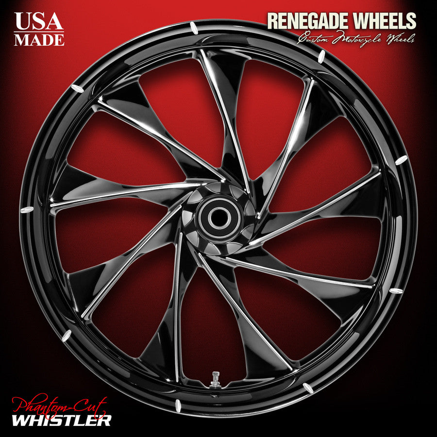 Whistler Phantom-Cut Wheels