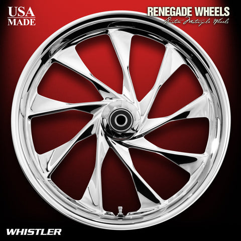 Whistler Chrome Wheels