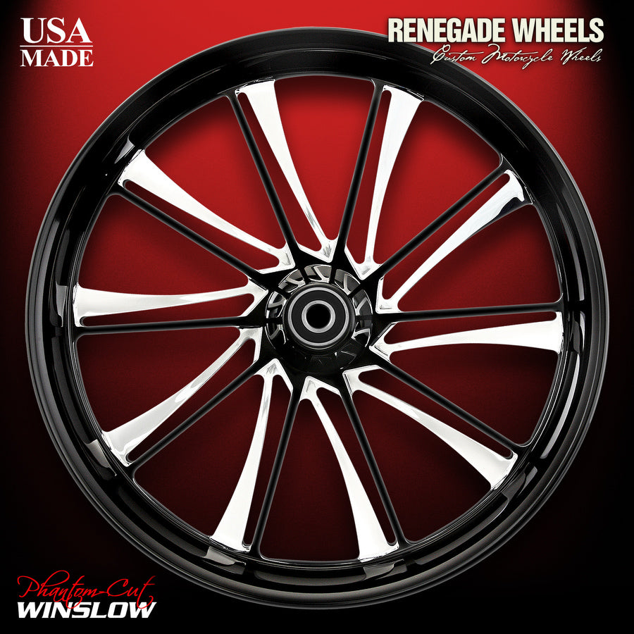 Winslow Phantom-Cut Wheels