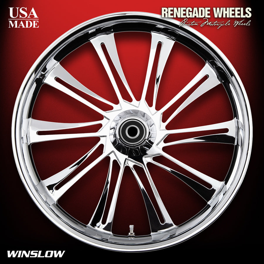 Winslow Chrome Wheels