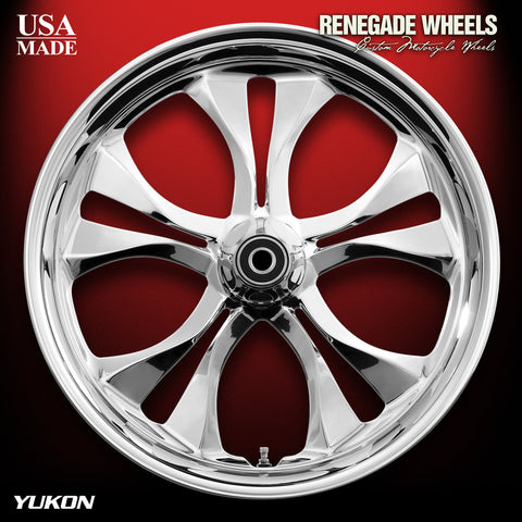 Yukon Chrome Wheels