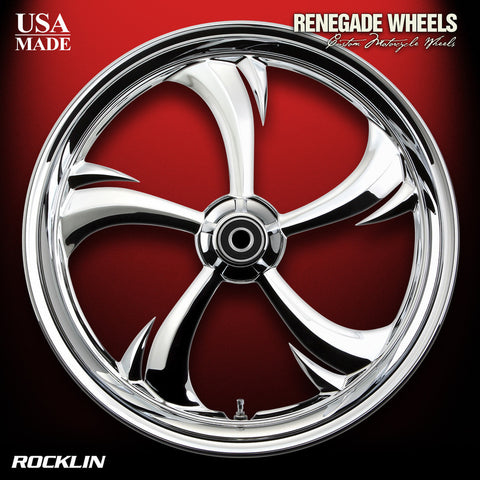 Rocklin Chrome Wheels