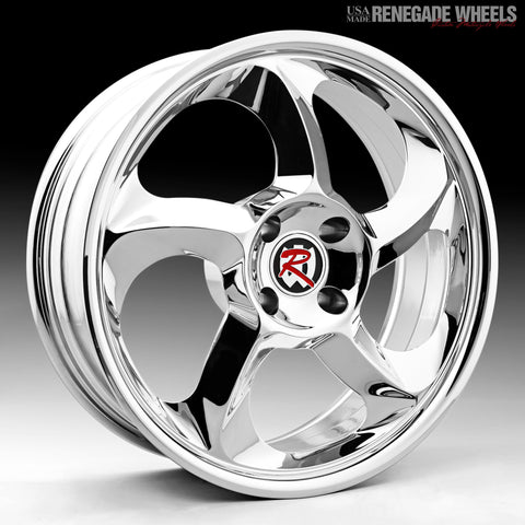 "South Beach 18x7"" One Piece Trike Wheel"