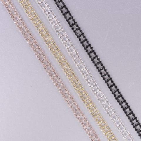 replacement bra straps rose gold, gold, silver, black