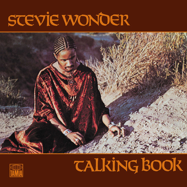 Talking Book - CD