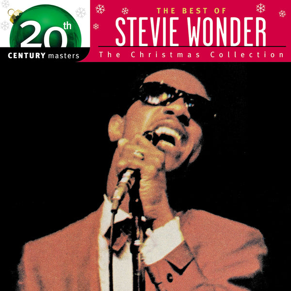 The Christmas Collection: The Best of Stevie Wonder - CD