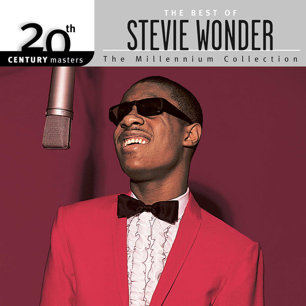 The Millennium Collection: The Best of Stevie Wonder - CD