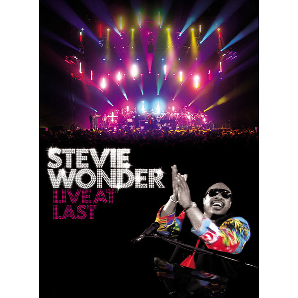 Stevie Wonder: Live at Last - Blu-ray