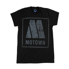 Motown Logo Women's T-Shirt - Black
