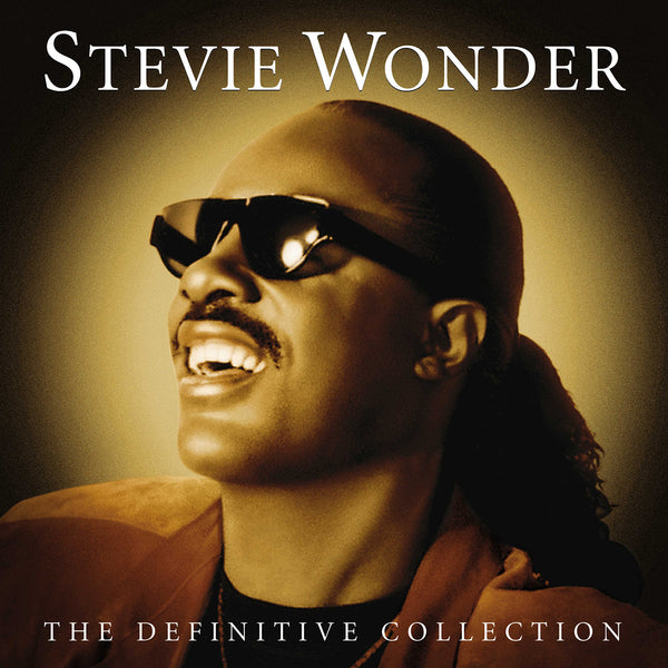 The Definitive Collection by Stevie Wonder - CD