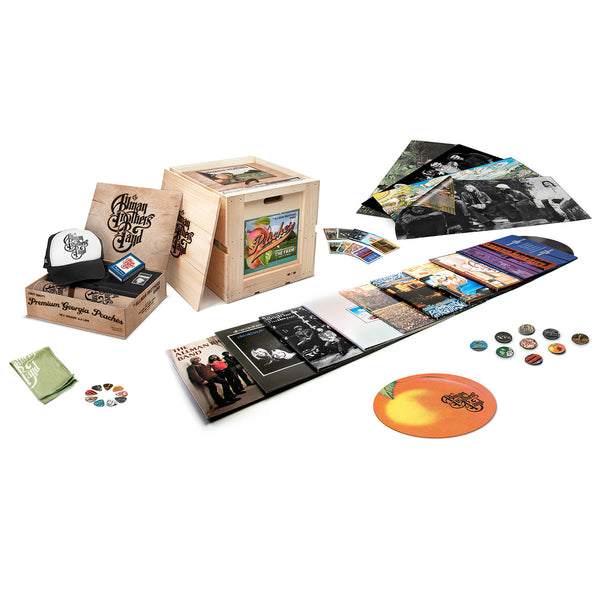 Allman Brothers - Limited Edition - Vinyl Box Set