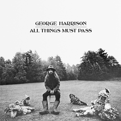 George Harrison All Things Must Pass - Vinyl 3LP