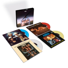 "Arrival - Limited Edition - 7"" Vinyl Box Set"