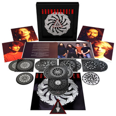 "Badmotorfinger - 25th Anniversary Reissue - Super Deluxe Edition Bundle + Exclusive 7"" LP + 45RPM Adapter"