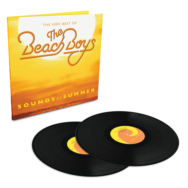 Sounds Of Summer: The Very Best Of The Beach Boys 2LP