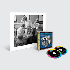 The Beach  Boys - Party! Uncovered and Unplugged CD + Lithograph Image