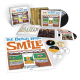 The Beach Boys - Smile Sessions - CD+Vinyl Box Set