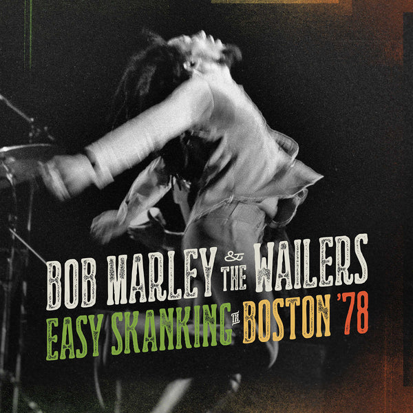 Easy Skanking In Boston '78 - Vinyl 2LP