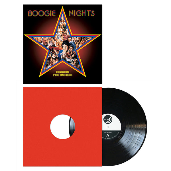 Boogie Nights Soundtrack - Test Pressing - Vinyl LP
