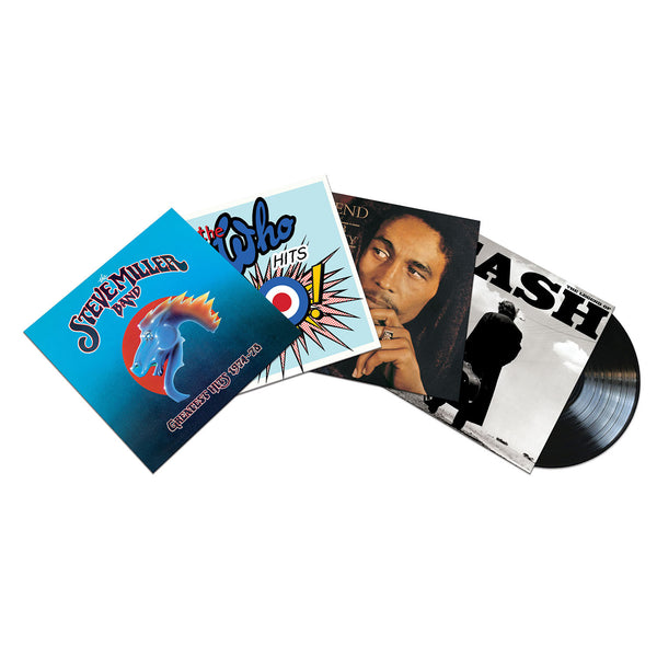 The Greatest Hits Vinyl LP Starter Kit