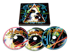 Def Leppard Hysteria -  30th Anniversary Deluxe Edition - 3CD
