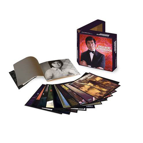The Complete Decca Studio Albums - CD Box Set