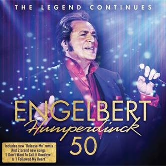 Engelbert Humperdinck 50 - CD Set