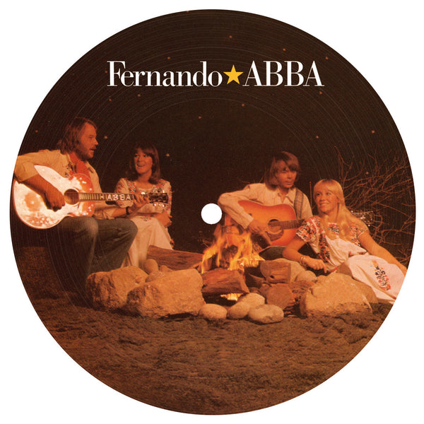 "Fernando - Picture Disc - 7"" Vinyl LP"