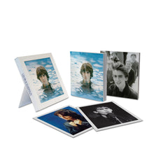 George Harrison - Living in The Material World - Super Deluxe Edition - CD+DVD+Blu-ray Box Set