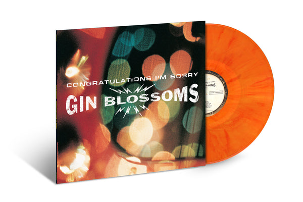 Congratulations I'm Sorry - Limited Edition Color Vinyl LP