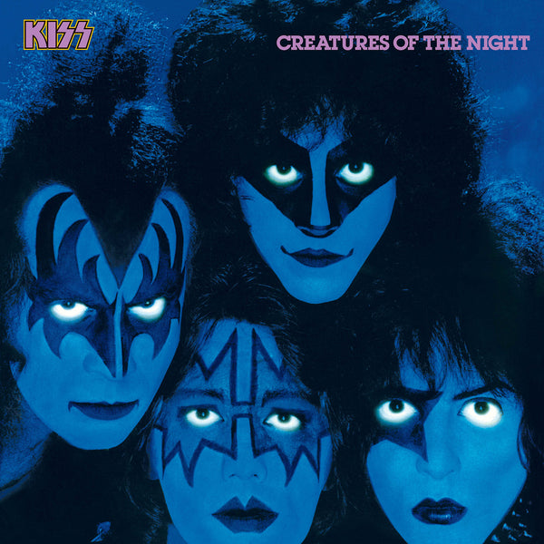 KISS Creatures of the Night LP