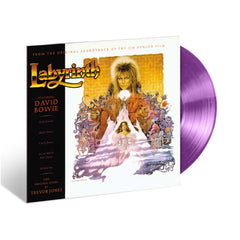 Labyrinth Soundtrack - Limited Edition Color Vinyl LP [Lavender]