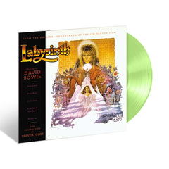 Labyrinth Soundtrack - Limited Edition Color Vinyl LP [Green]