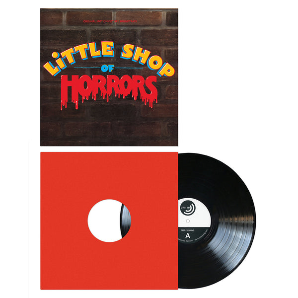 Little Shop of Horrors Soundtrack - Test Pressing - Vinyl LP