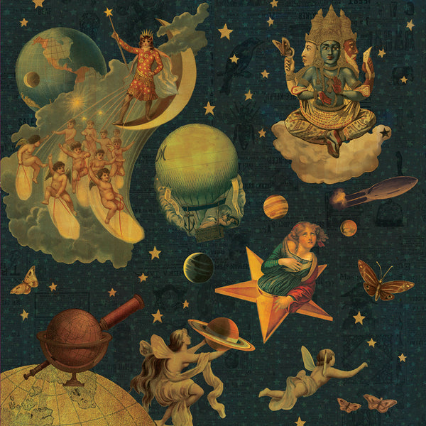 The Smashing Pumpkins - Mellon Collie and the Infinite Sadness - Deluxe Edition - CD+DVD Box Set