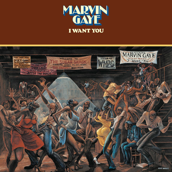 I Want You - Vinyl LP