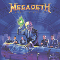 Rust In Peace - Vinyl LP