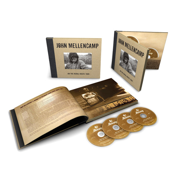 On the Rural Route 7609 - Special Edition - CD Box Set