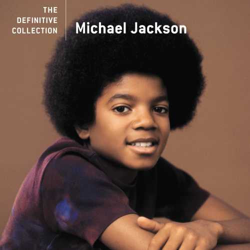 The Definitive Collection by Michael Jackson - CD