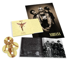 Nirvana - In Utero - 20th Anniversary Limited Super Deluxe Edition - CD Box Set