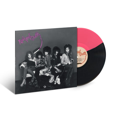 New York Dolls - Limited Edition Color Vinyl LP