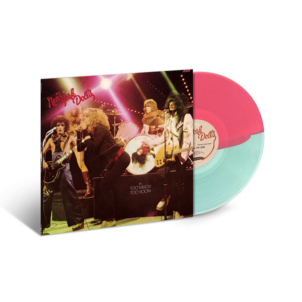 Too Much Too Soon - Limited Edition Color Vinyl LP