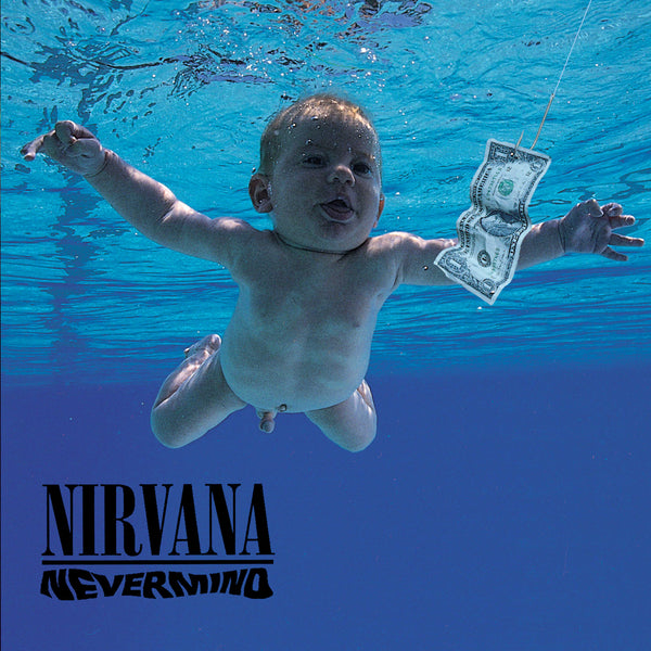 Nirvana - Nevermind - Vinyl LP